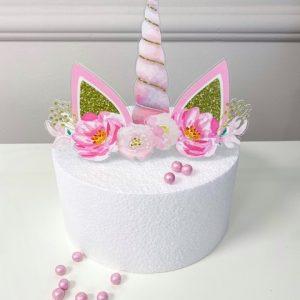 Cake topperji pripravljeni